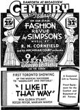 April 21st, 1948 grand opening ad
