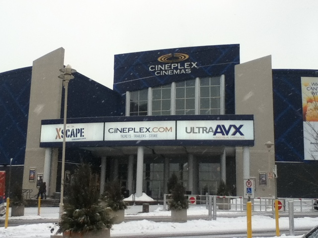 Cineplex Cinemas Scarborough