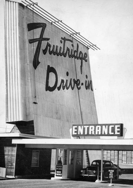 Fruitridge Drive-In