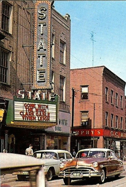 STATE (SALEM COMMUNITY) Theatre; Salem, Ohio.