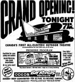 December 21st, 1962 grand opening ad