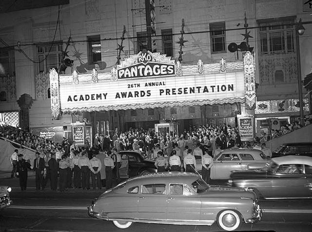 March 25,1954 photo courtesy of the AmeriCar The Beautiful Facebook page.