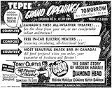 November 28th, 1963 grand opening ad