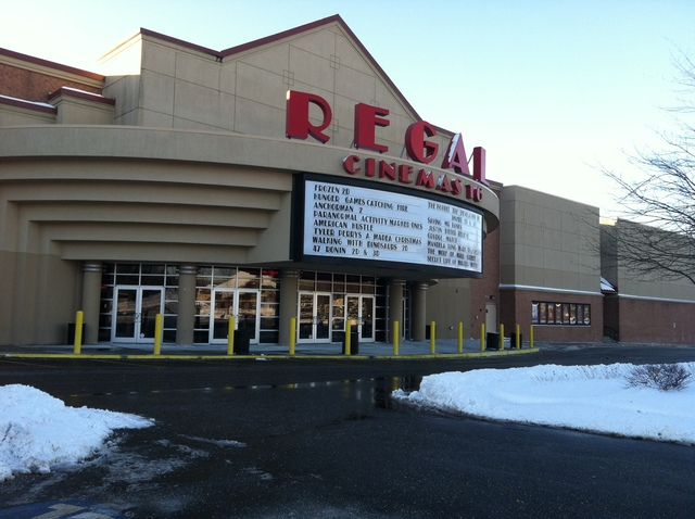 Regal Downingtown Stadium 16
