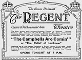 March 4th, 1916 grand opening ad