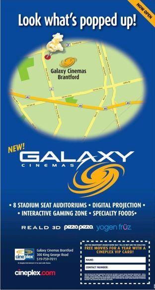 November 7th, 2008 grand opening ad