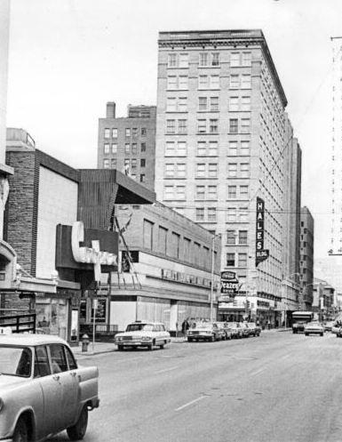 Cooper Theater, Oklahoma City, Mid 60's