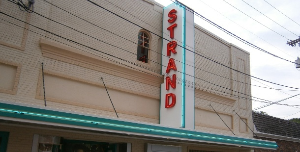 Strand Restoration Phase 1