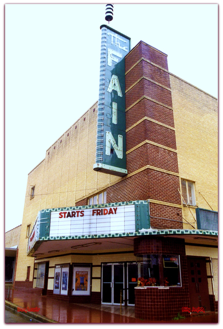 Fain Theater© Livingston TX / Don Lewis / Billy Smith