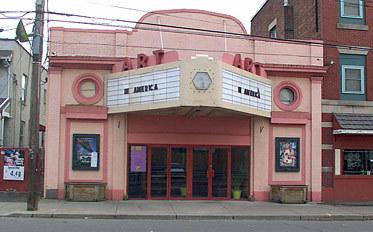 Art Theater. Mid 80s.