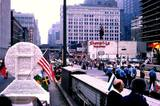 1973 Columbus Day Parade photo credit & courtesy of Mike Tuggle.