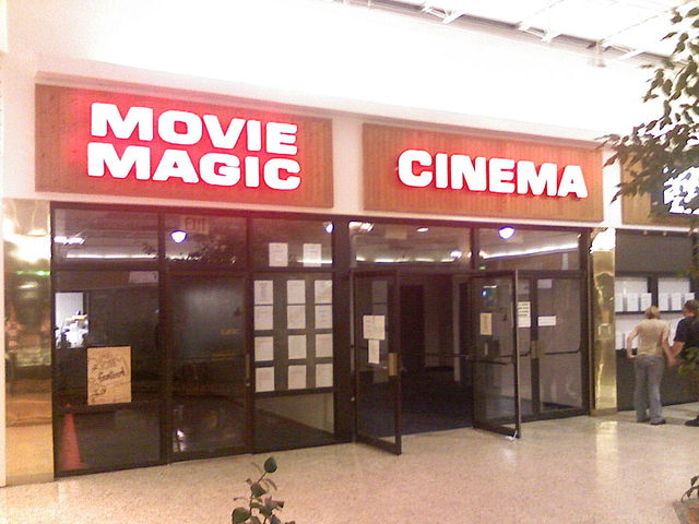 Movie Magic Cinema