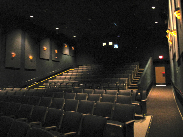 Reverse of Auditorium