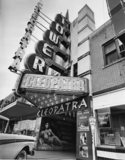 "Tower Theater, Oklahoma City, 1963 Showing ""Cleopatra"""