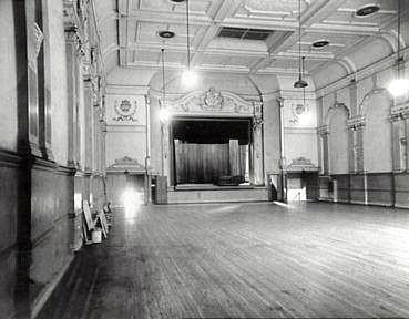 the original hall