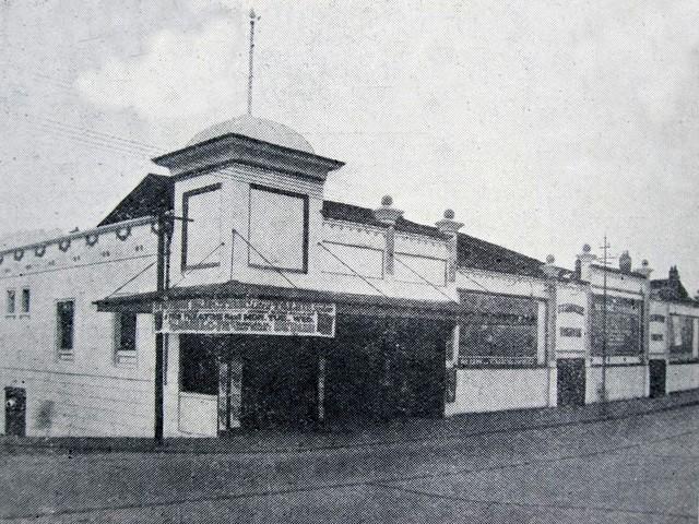 the original stanmore theatre