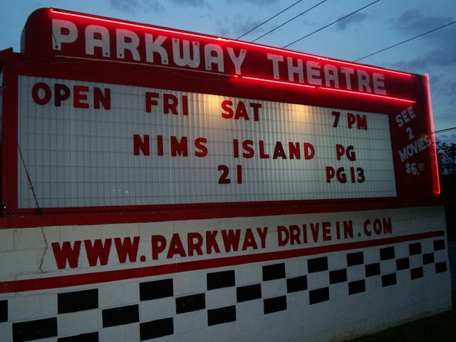 Parkway Drive-In