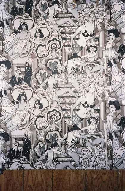 Restroom Wallpaper