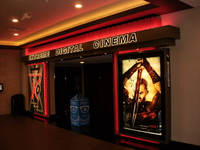 Cinemark Oakley Station and XD