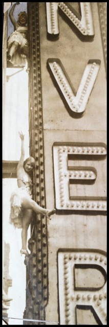 Denver Theater vaudeville days