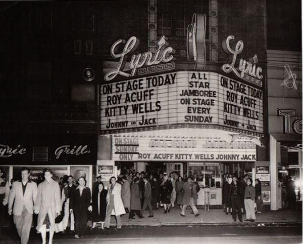 Lyric Theatre, Indianapolis, Indiana
