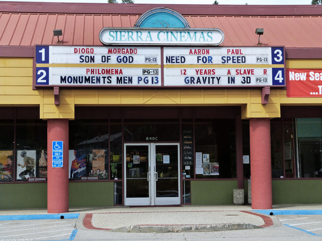 Sierra Cinemas, Grass Valley CA