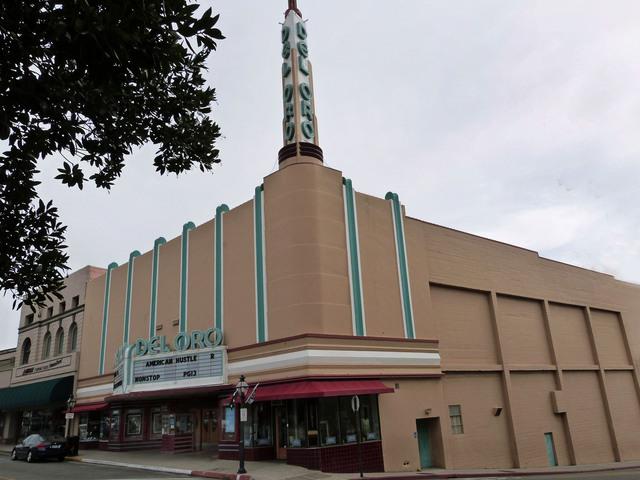 Del Oro Theatre, Grass Valley CA