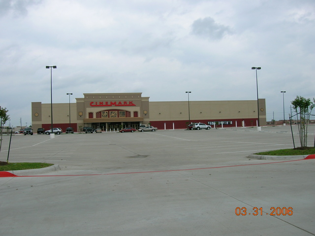 Cinemark 12 Cypress & XD
