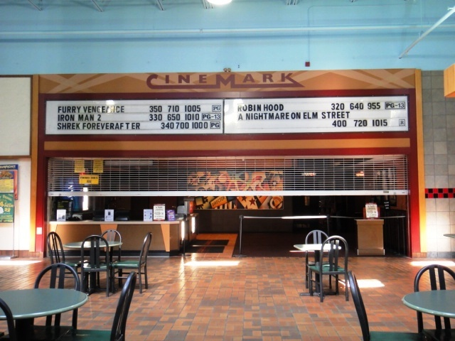 Cinemark Carnation Cinema 5