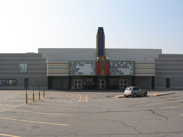 Cinemark Tandy Movies 10