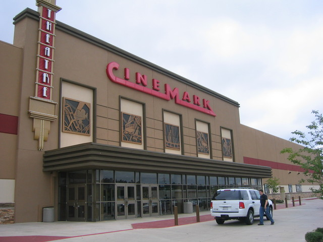 Cinemark Texarkana 14
