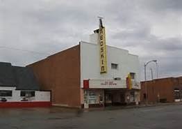 Redskin Theatre, Anardarko, OK
