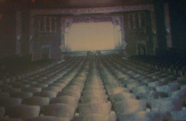 brookline theatre inside grand audithorium