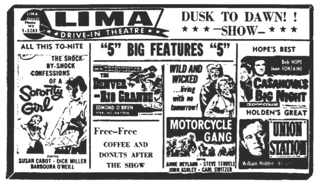 Lima Drive-In