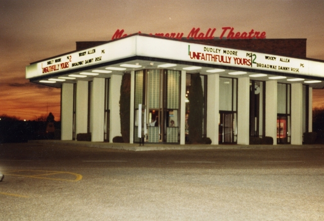 Montgomery Mall Theatre