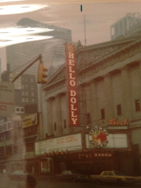 RIVOLI theatre HELLO DOLLY!