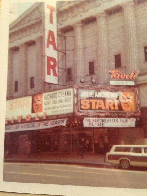Rivoli Theatre STAR!
