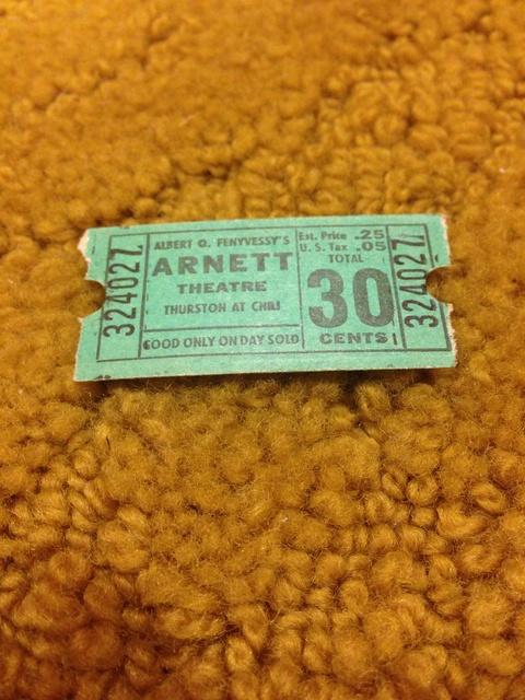 Arnett Theatre