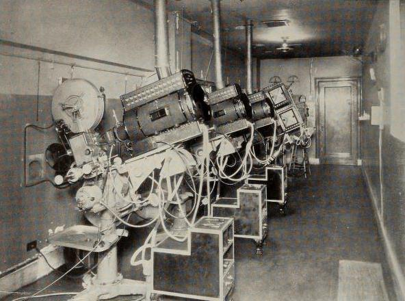 E. F. Albee Theatre (Pre RKO) 1920's