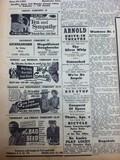 1957 Lyric Theatre Newspaper Ad