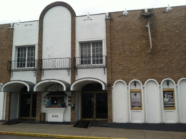 Belcourt Cinema in 2013