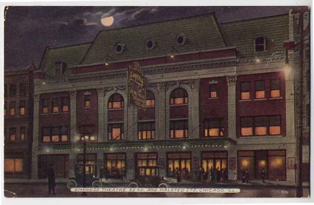 EMPRESS Theatre; Chicago, Illinois.
