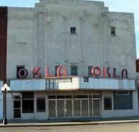 Okla Theater, McAlester, OK.