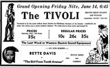 June 13th, 1935 grand opening ad
