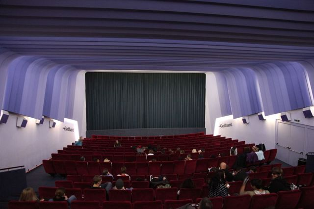 Gotthard Cinema