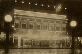 Front View, American Theatre, Terre Haute, Indiana, 1916