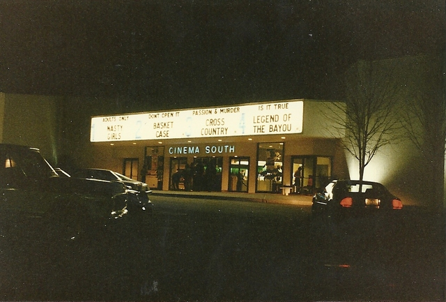Cinema South on Nolensville Road in Nashville