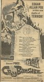 Nashville newspaper ad for Paramount Theatre