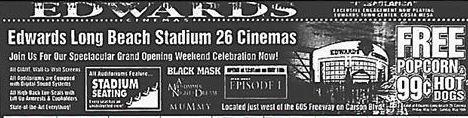 May 1999 grand opening ad
