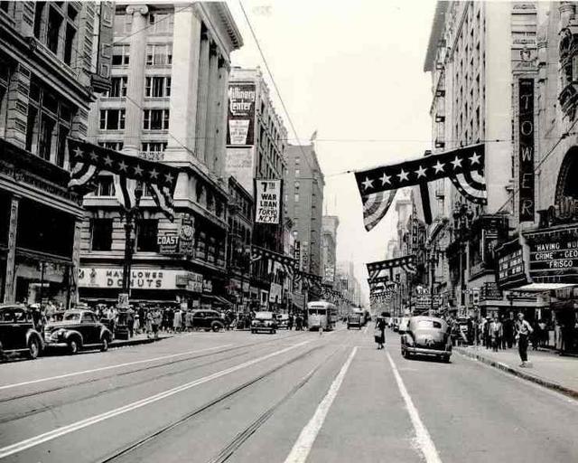 1945 photo courtesy of Kenneth McIntyre.